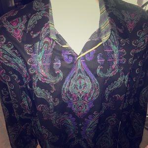 Robert Graham Men's XL Dress Shirt